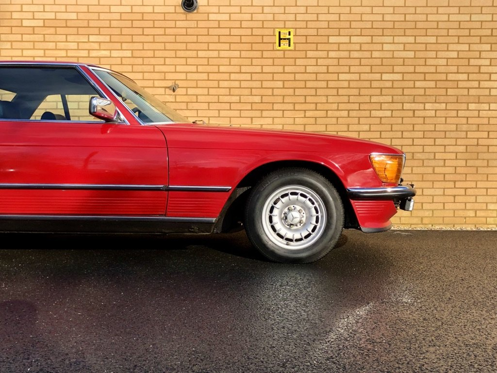 1982 MERCEDES-BENZ 380 SL  // 218 BH // px Swap For Sale (picture 10 of 10)