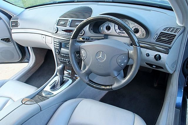 2003 Mercedes Benz E500 AMG with AMG Panoramic roof For Sale (picture 6 of 6)