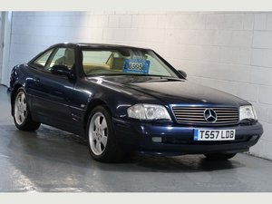1999 Mercedes SL320 V6 Auto FAce Lift + Panroof  For Sale