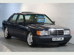 1992 Mercedes-Benz 190 2.6 E Twin Turbo Auto UK Car