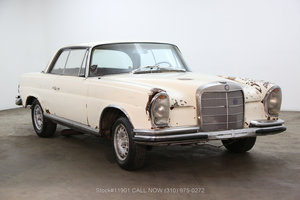 1965 Mercedes-Benz 220SE Coupe For Sale