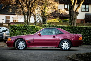 1992 Mercedes Benz 500SL R129 For Sale