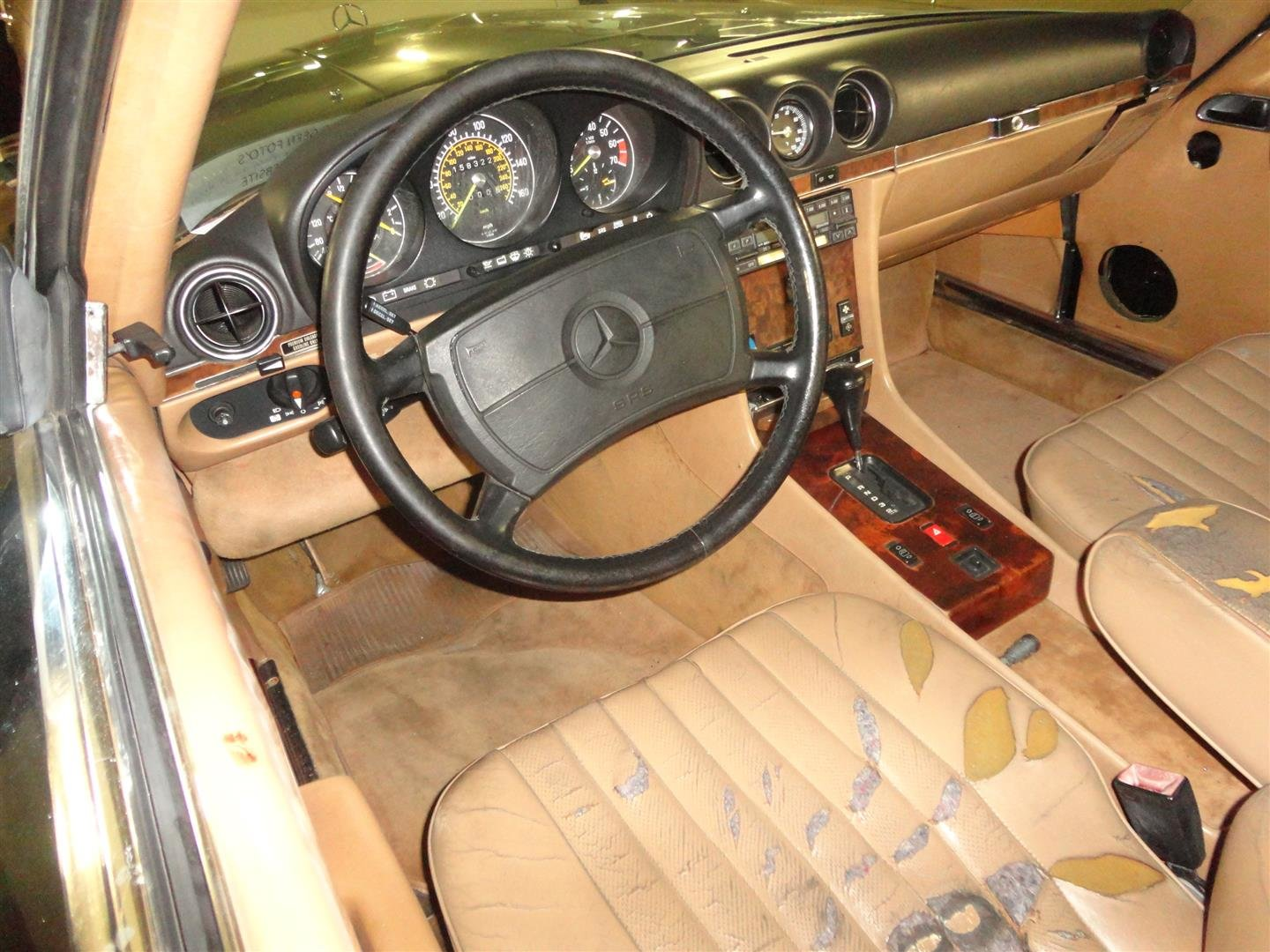 Mercedes Benz 560SL 1988 For Sale (picture 3 of 6)