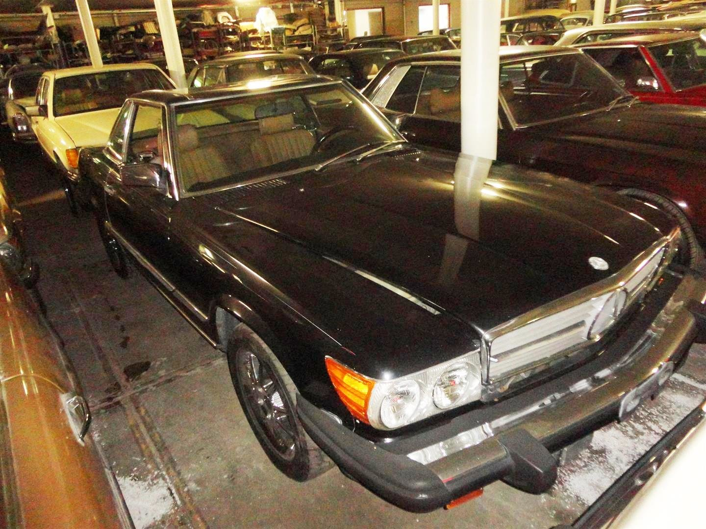 Mercedes Benz 560SL 1988 For Sale (picture 6 of 6)