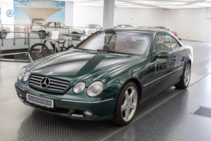 Picture of 2000 Mercedes-Benz CL 500 SOLD