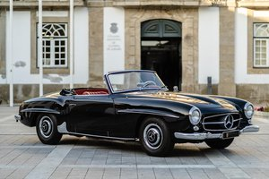 Picture of LHD 1963 Mercedes Benz 190SL with Hardtop - restored For Sale
