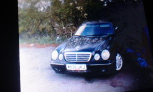 2000 Mercedes estate long mot