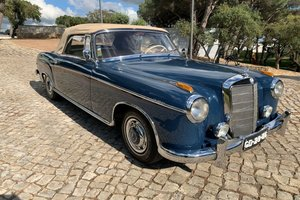 Picture of 1957 Mercedes 220S Cabriolet For Sale