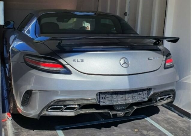 2014 Mercedes Benz AMG SLS BLACK SERIES For Sale (picture 1 of 2)