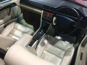 1995 Mercedes  e class cabriolet