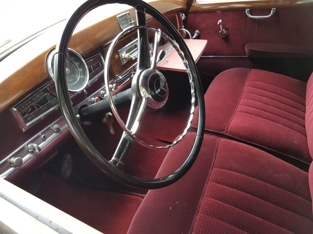 1952 Mercedes-Benz Adenauer for sale For Sale (picture 4 of 5)
