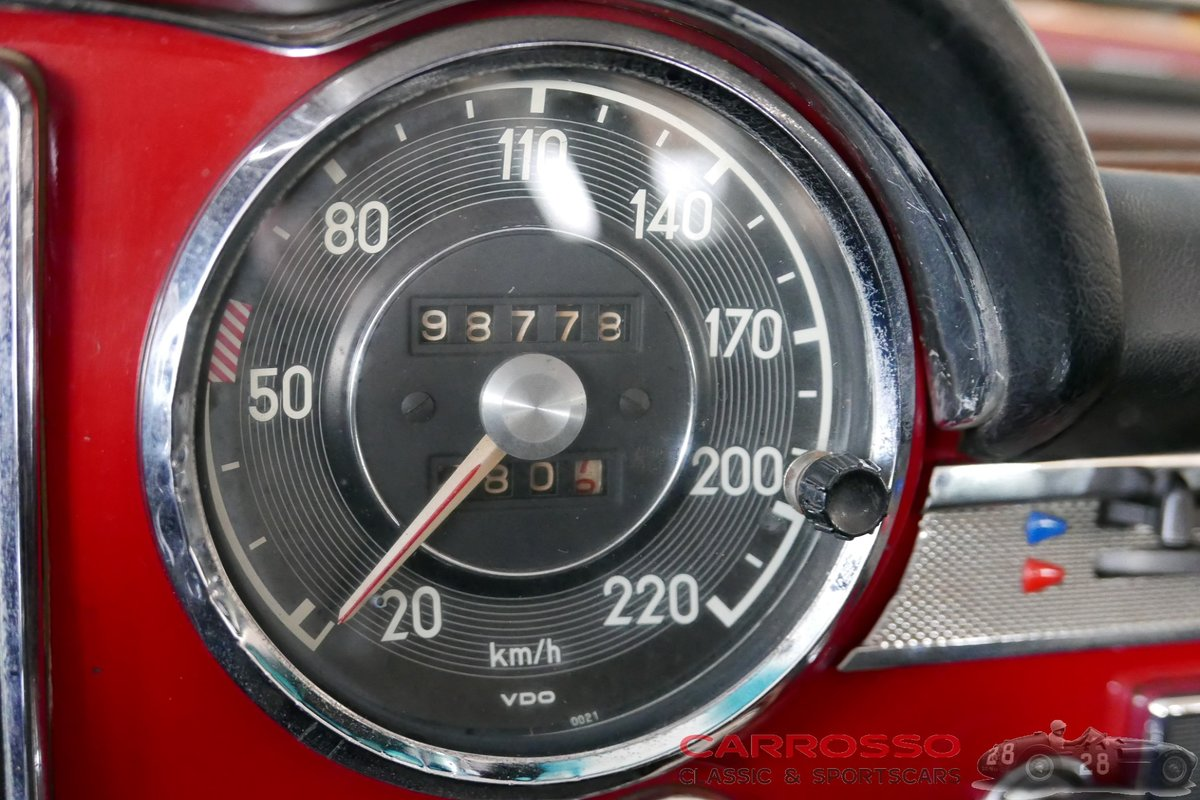 1968 Mercedes Benz 280 SL Pagode originally Dutch delivered For Sale (picture 4 of 6)
