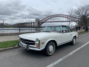 # 23285 1969 Mercedes-Benz 280SL For Sale