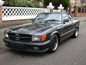1986 Mercedes 500sl LORINSER