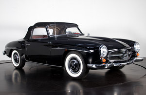 Picture of Mercedes-Benz 190 SL – 1961 For Sale