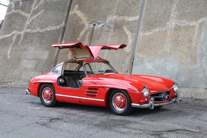 # 22341 1957 Mercedes-Benz 300SL Gullwing For Sale