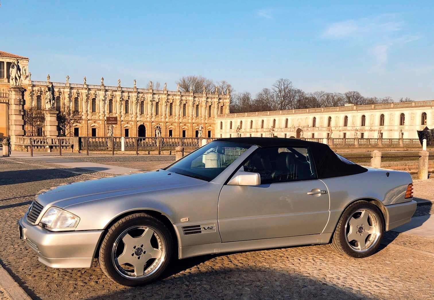 1994 Mercedes sl 600 V12 For Sale (picture 1 of 6)