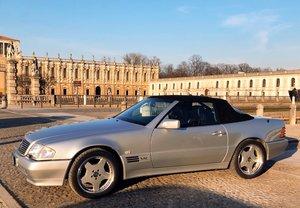 1994 Mercedes sl 600 V12