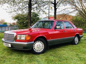 Picture of 1988 88' MERCEDES-BENZ W126 300SE FACELIFT - SUPERB VALUE EXAMPLE SOLD