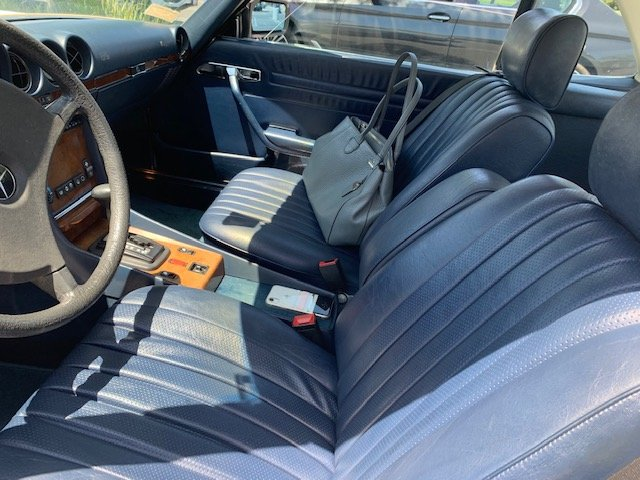 Mercedes Benz 380SL 1984 For Sale (picture 5 of 6)