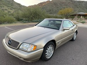 Mercedes Benz 600SL  6L / V12  1994 For Sale