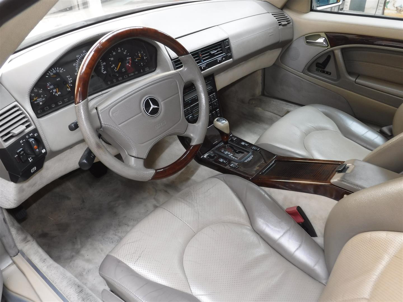 Mercedes Benz 600SL  6L / V12  1994 For Sale (picture 2 of 6)
