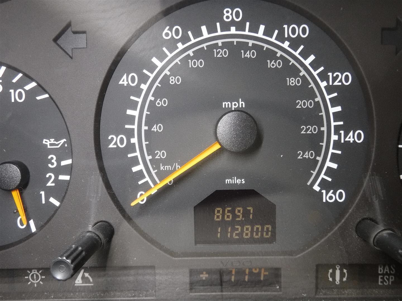 Mercedes Benz 600SL  6L / V12  1994 For Sale (picture 6 of 6)