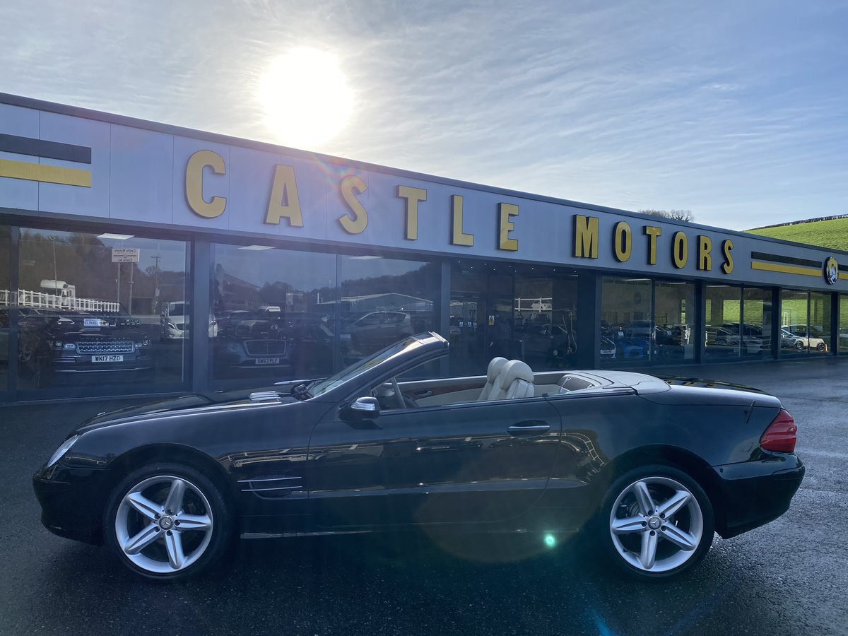 2003 53 MERCEDES-BENZ SL350  For Sale (picture 2 of 6)