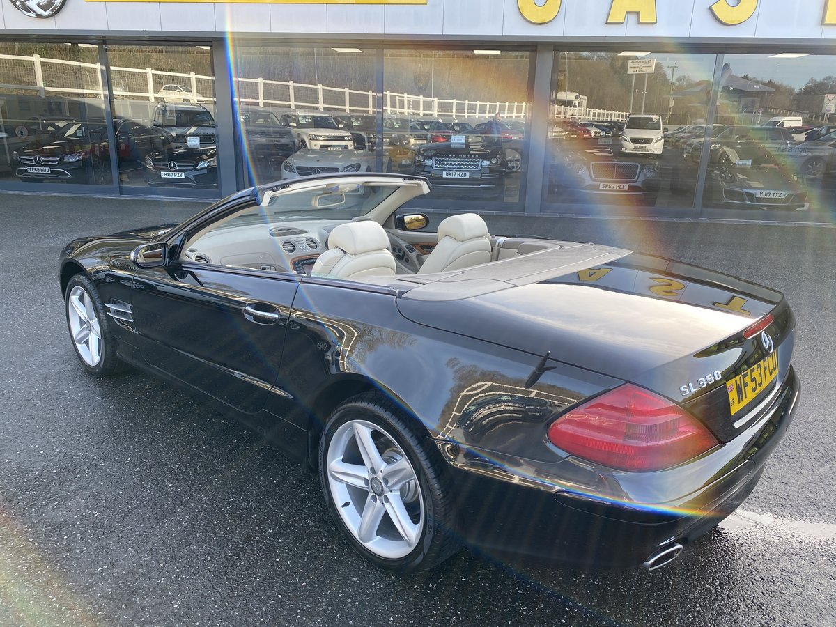 2003 53 MERCEDES-BENZ SL350  For Sale (picture 3 of 6)