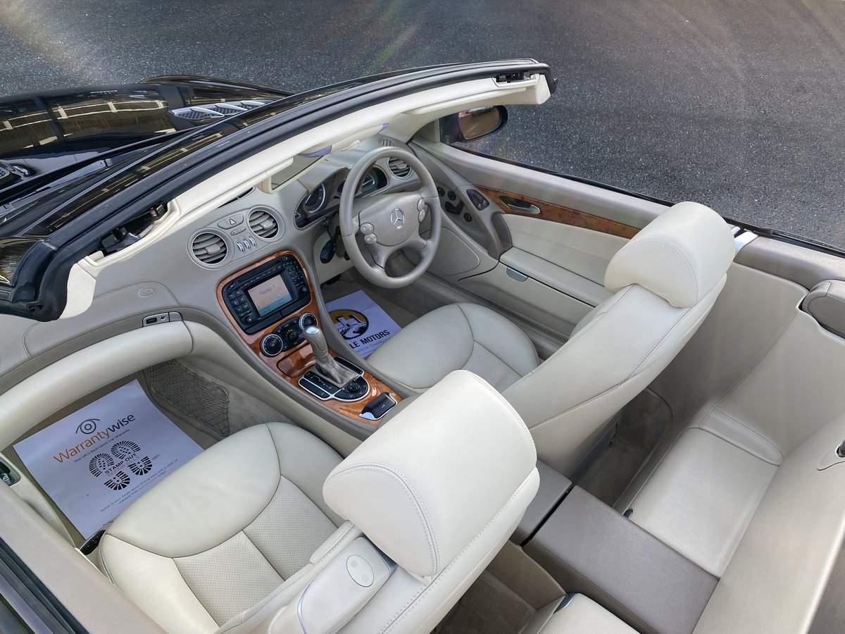 2003 53 MERCEDES-BENZ SL350  For Sale (picture 6 of 6)