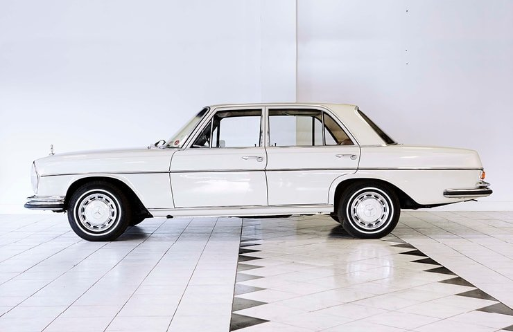 1972 Mercedes 280S Stunning  For Sale (picture 1 of 10)