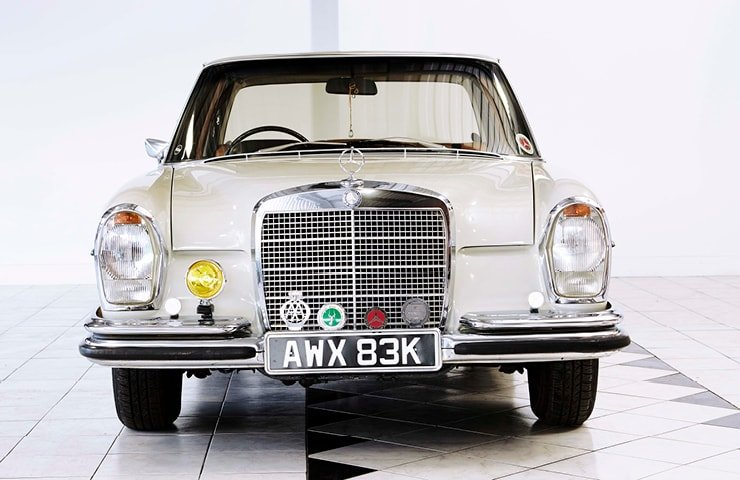 1972 Mercedes 280S Stunning  For Sale (picture 2 of 10)