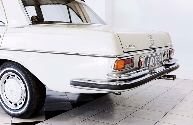 1972 Mercedes 280S Stunning  For Sale (picture 3 of 10)