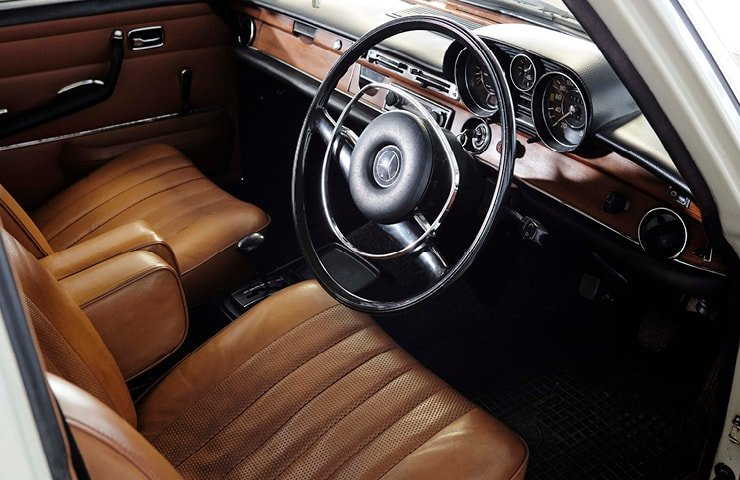 1972 Mercedes 280S Stunning  For Sale (picture 4 of 10)