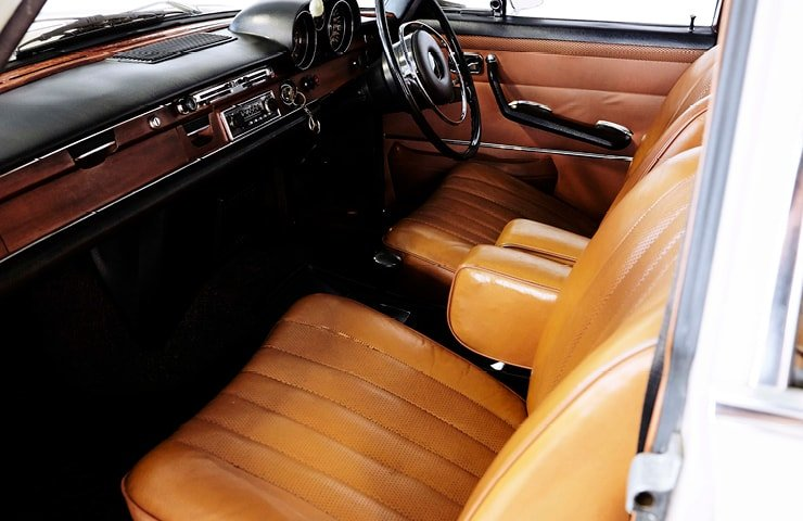 1972 Mercedes 280S Stunning  For Sale (picture 5 of 10)