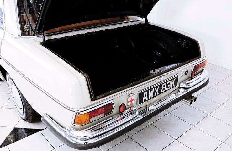 1972 Mercedes 280S Stunning  For Sale (picture 8 of 10)
