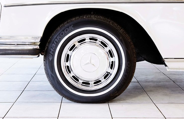 1972 Mercedes 280S Stunning  For Sale (picture 9 of 10)