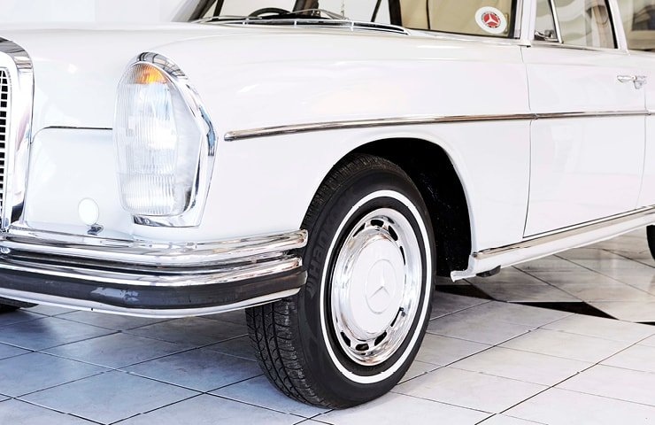 1972 Mercedes 280S Stunning  For Sale (picture 10 of 10)