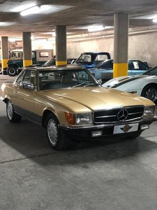 1985 Mercedes Benz 500SL R107 For Sale