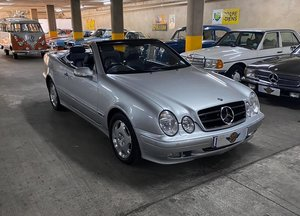 2002 W208 Mercedes Benz CLK320 Automatic SOLD
