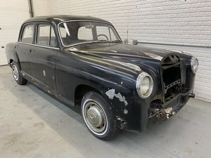 1958 Mercedes Benz 219 project For Sale