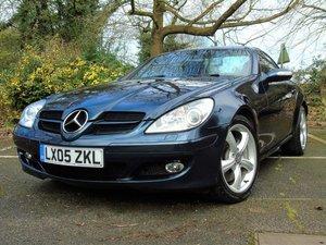 Picture of 2005 Mercedes-Benz SLK 3.5 SLK350 SOLD