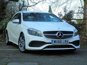 Picture of 2016 Mercedes-Benz A Class A180d AMG Line (Executive) SOLD