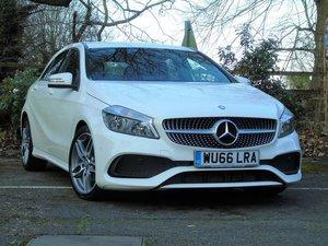 2016 Mercedes-Benz A Class A180d AMG Line (Executive)