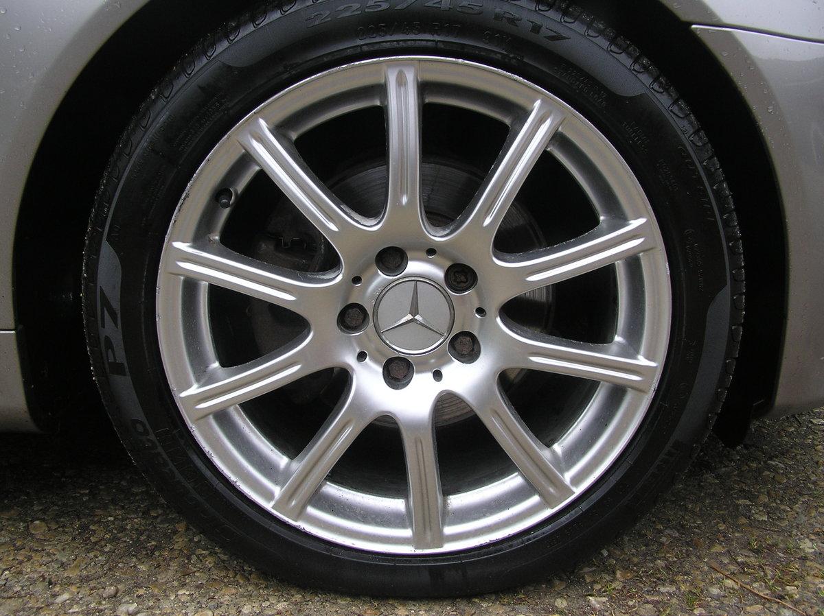 2005 Mercedes-Benz SLK 1.8 SLK200 Kompressor For Sale (picture 6 of 6)