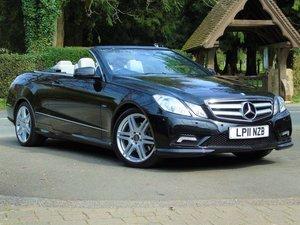 Picture of 2011 Mercedes-Benz E Class 2.1 E250 CDI BlueEFFICIENCY Sport Cab SOLD