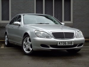 2006 Mercedes-Benz S Class 3.0 S320 CDI 7G-Tronic For Sale