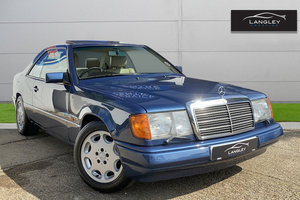 Mercedes Benz W124 300-CE  Coupe