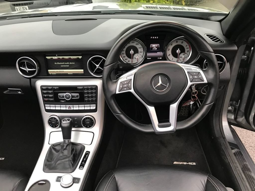 2014 Mercedes SLK 350 2dr Convertible 3.5 V6 ONLY 31468 MILES SOLD (picture 6 of 6)