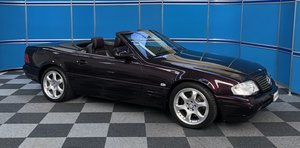 2001 Mercedes SL320 Special Edition SOLD
